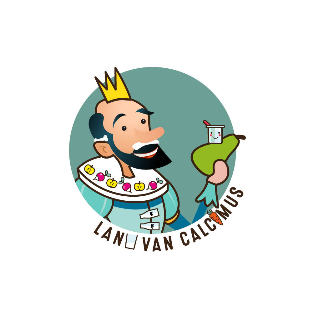 Logo Land van Calcimus